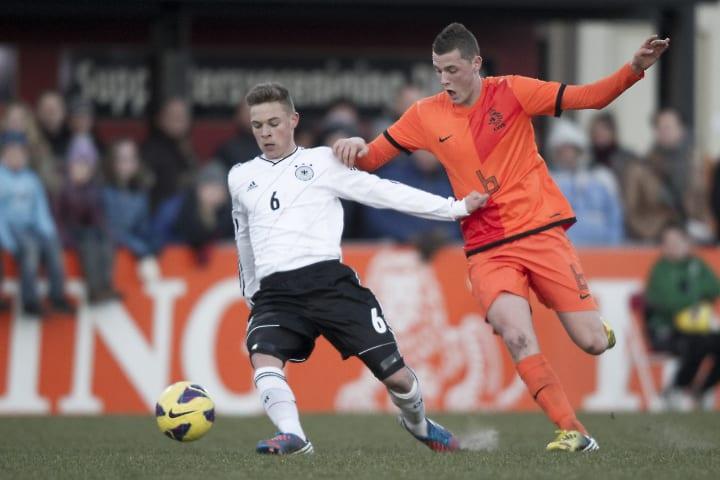International Friendly - Holland U18 v Germany U18