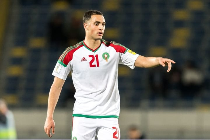 "International friendly match""Morocco v Uzbekistan"""