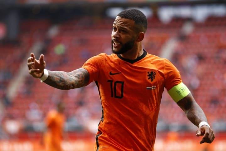 "International friendly match""The Netherlands v Georgie"""