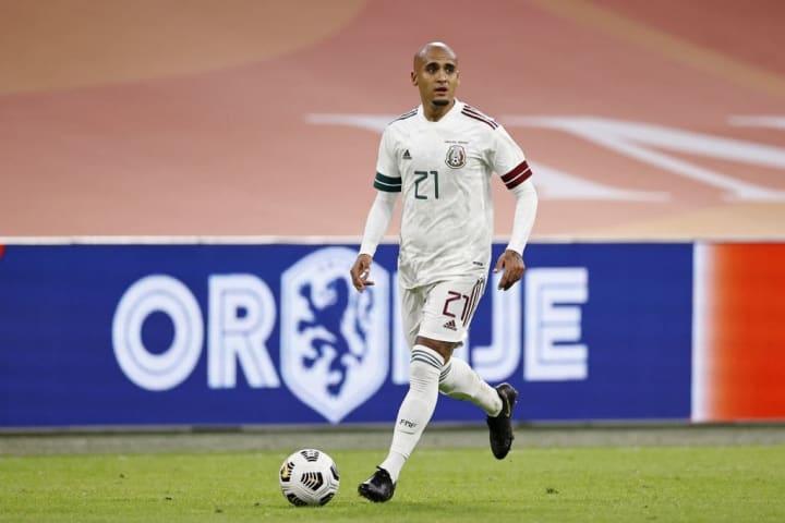"International friendly match""The Netherlands v Mexico"""