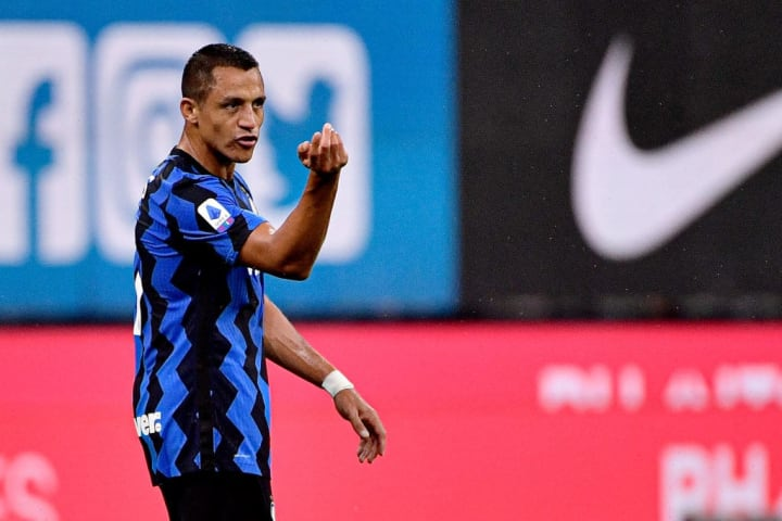 The absence of Sanchez could well be a huge blow for the Nerazzurri