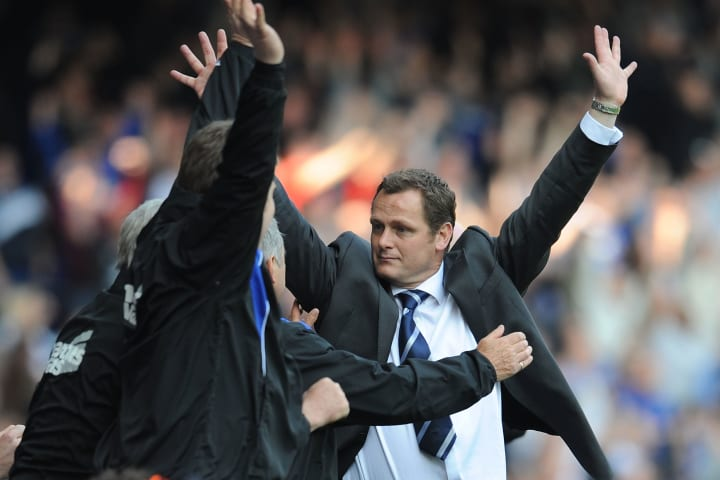 Ipswich and Jim Magilton were a few players short of a squad fit for promotion when Evans took over in 2007