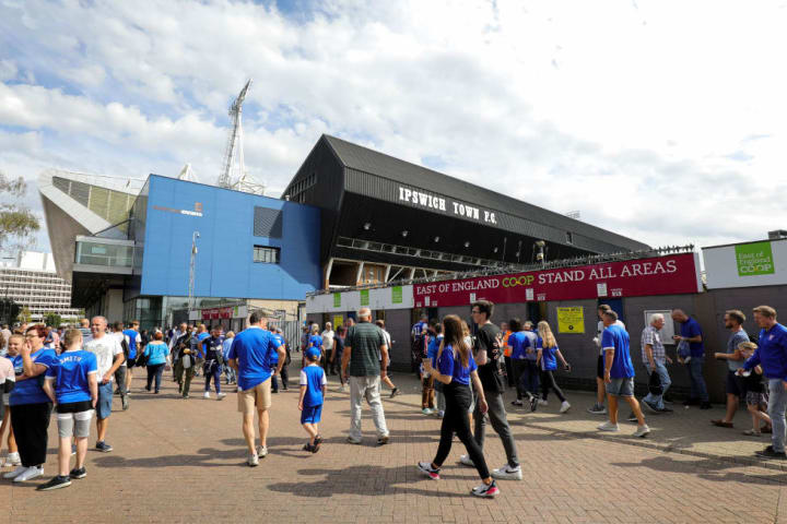 Ipswich Town v Shrewsbury Town - Sky Bet League One