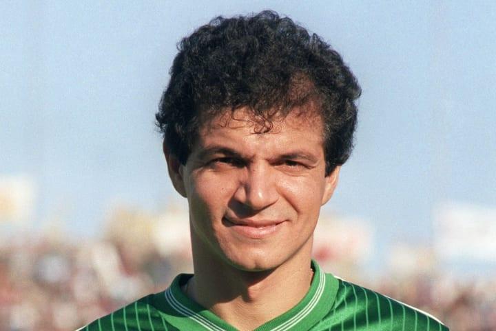 Iraqi striker Mohammed Hussein Said (Hussain Saeed