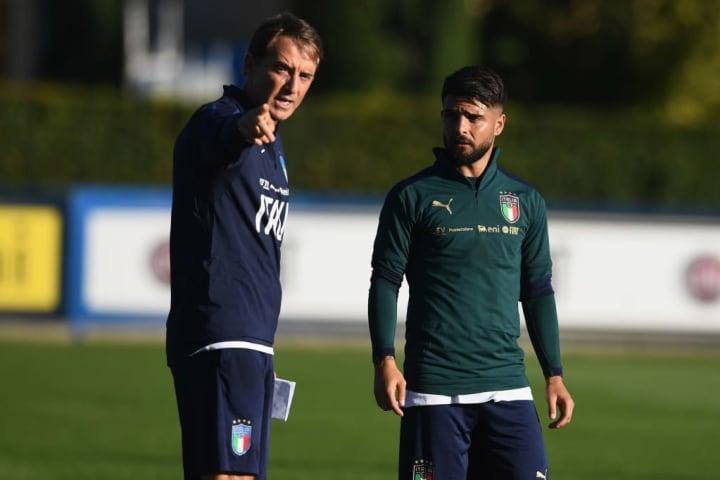 Roberto Mancini, Lorenzo Insigne