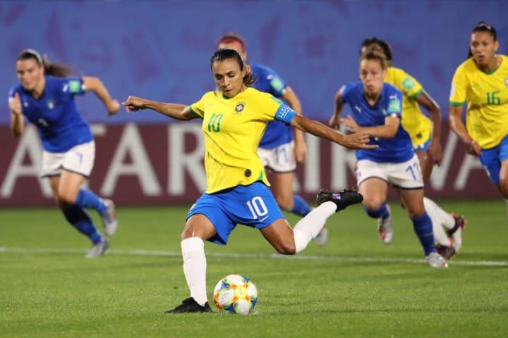 Marta Carreira Talento Futsal