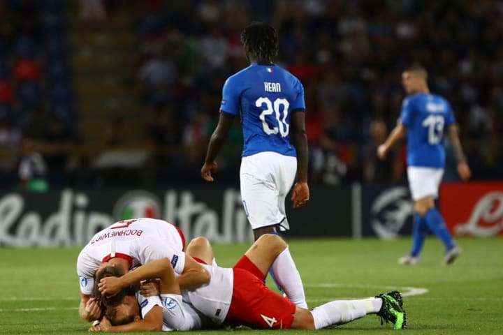 Italia-Polonia Under 21