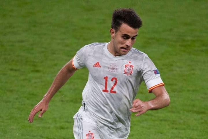 Eric García - Soccer Defender