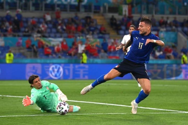 Yann Sommer ingin mempertahankan timnya dalam permainan