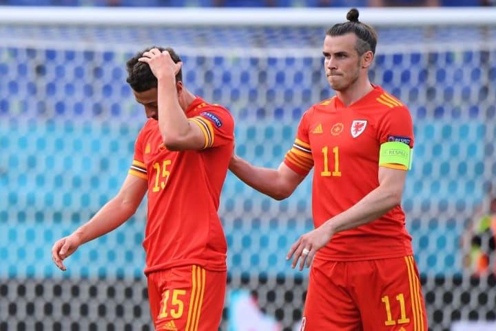 Ethan Ampadu, Gareth Bale