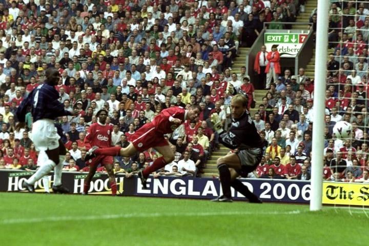 Liverpool vs Man Utd, 1999