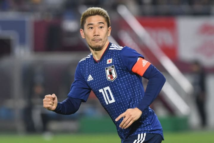 Kagawa is considered one of Japan's finest