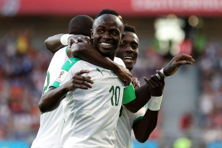 Sadio Mane, Idrissa Gana Gueye