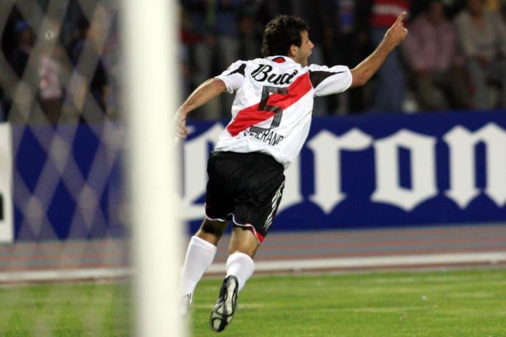 Javier Mascherano de River Plate de Arge