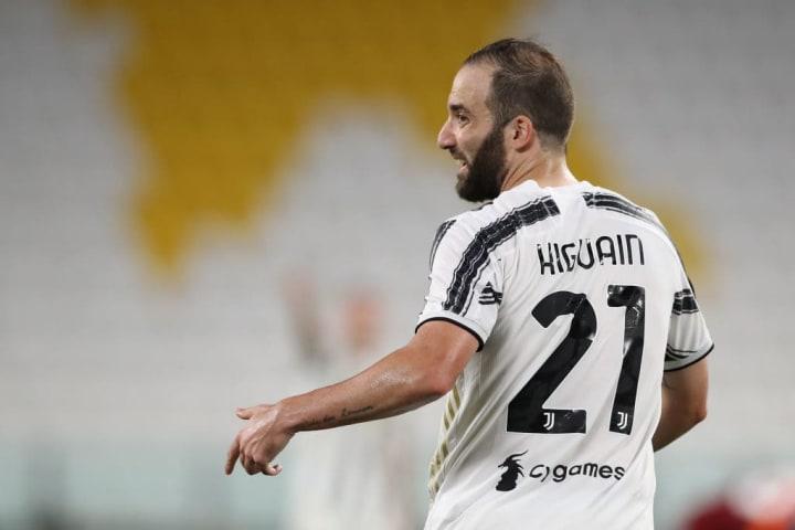 Higuaín se bronceará mucho cuando juegue en el Inter Miami