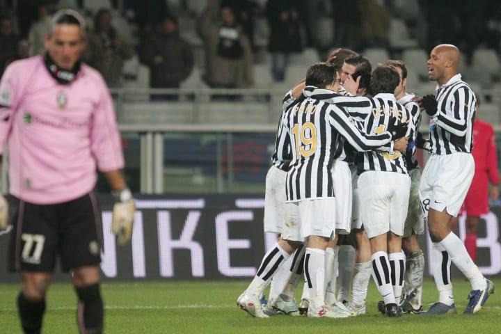 Juventus v Arezzo