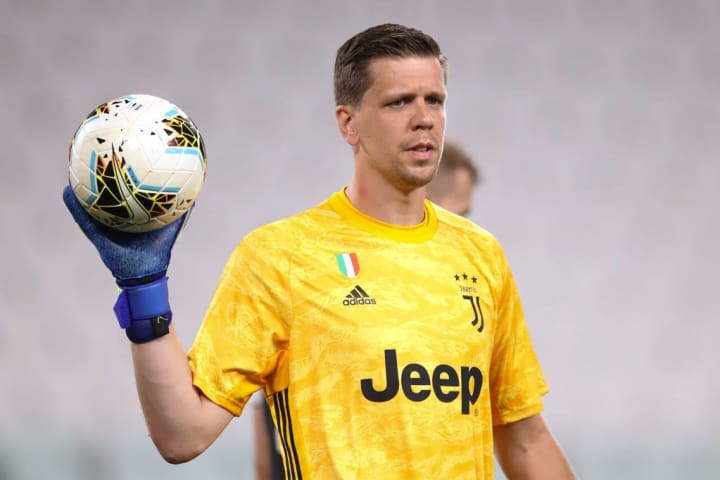 Wojciech Szczesny has been Juventus' first-choice goalkeeper for the past two seasons