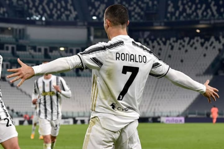 Ronaldo is always striving to achieve more and more