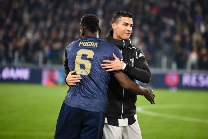 Notícias de transferência do Man Utd: Cristiano Ronaldo pode voltar ao clube em troca de contrato com Paul Pogba