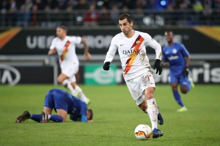 KAA Gent v AS Roma - UEFA Europa League Round of 32: Second Leg
