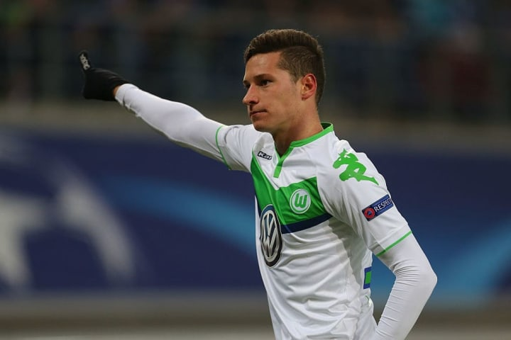 Draxler was sold for a small profit in 2017