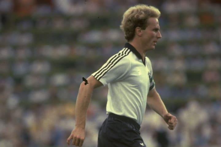 Karl-Heinz Rummenigge wurde 1980 Europameister