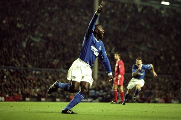 Campbell netted the winner against Liverpool in 1999