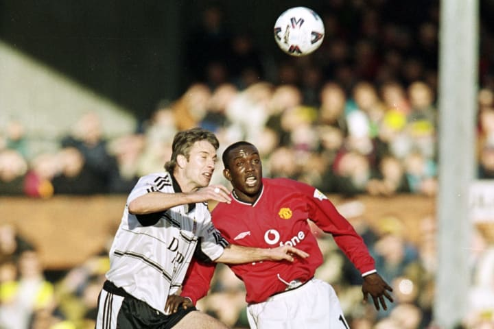 Kit Symons, Dwight Yorke