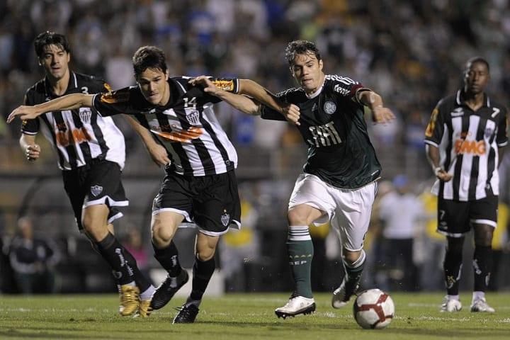 Palmeiras Atlético-MG Sul-Americana 2010