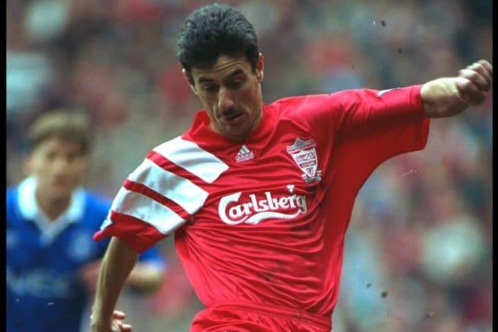 Ian Rush is a Liverpool legend