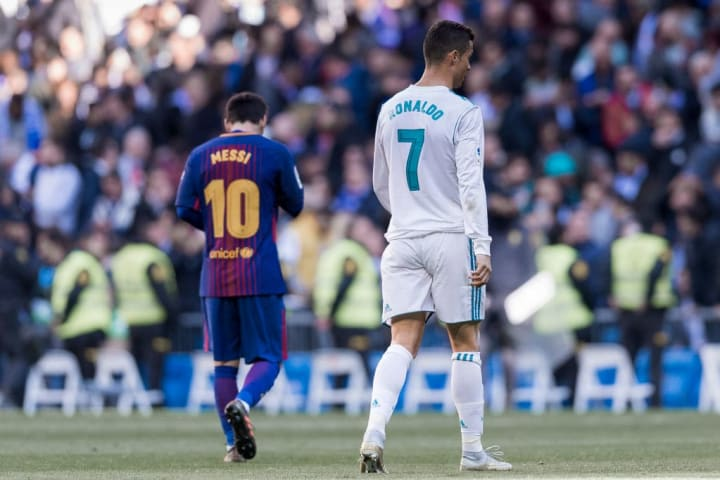 Messi and Ronaldo are the first $1 billion players