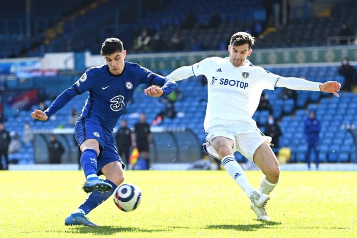 Kai Havertz missed a couple of good opportunities for Chelsea to grab all three points at Leeds