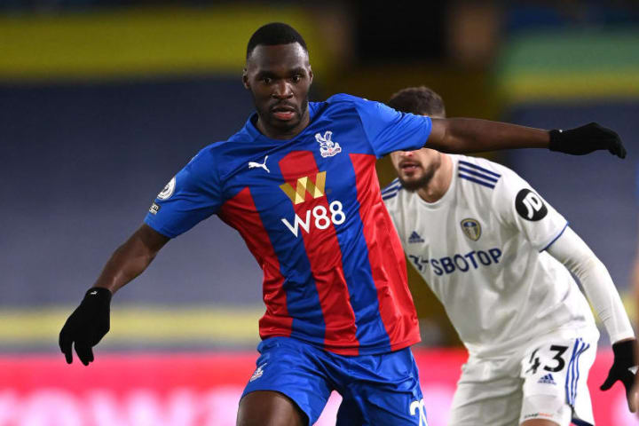 It just hasn't worked for Benteke at Palace