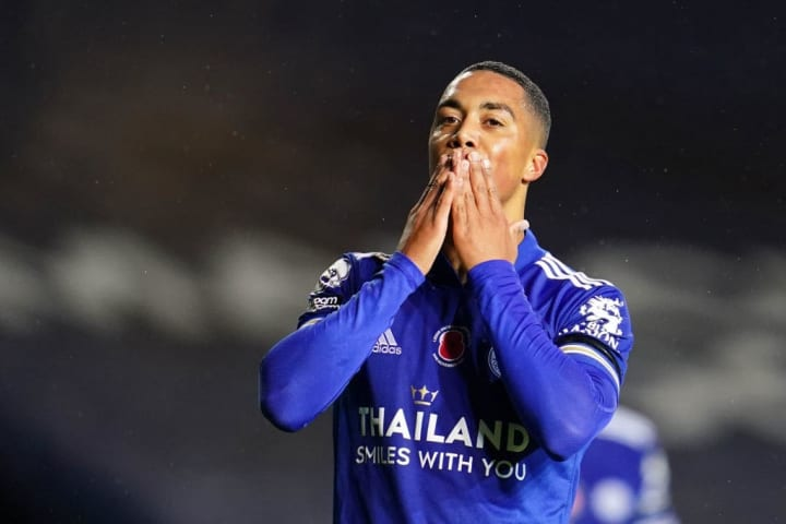Youri Tielemans has enjoyed a good start to the season, registering three goals in eight games in the Premier League