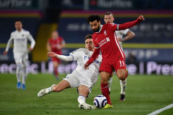 Mohamed Salah, Diego Llorente