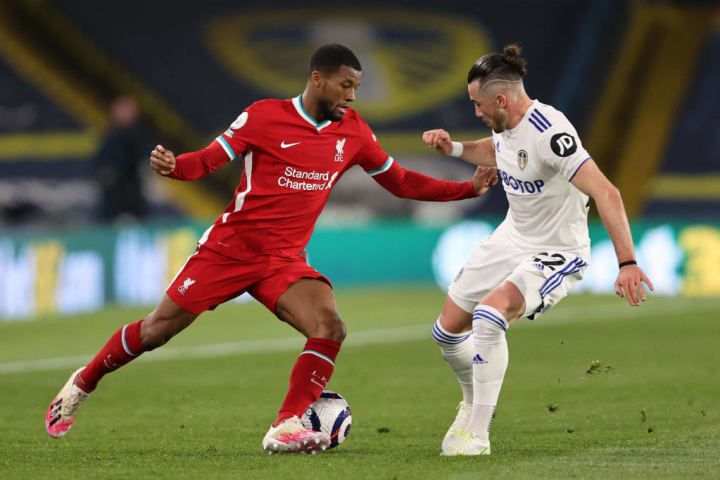 There have still been no signs that Wijnaldum will sign a new Liverpool contract