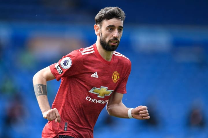 Bruno Fernandes wants to play every minute of every game