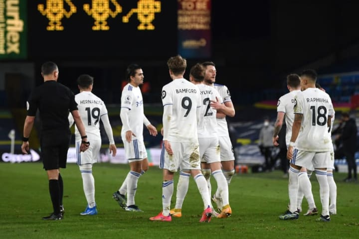 A top half finish is within reach for Leeds this season