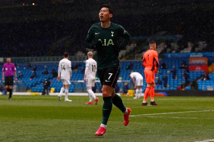 Son Heung-Min Tottenham Ranking Valor Mercado Premier League