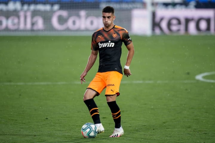 Manchester City Agree Personal Terms With Valencia Winger Ferran Torres