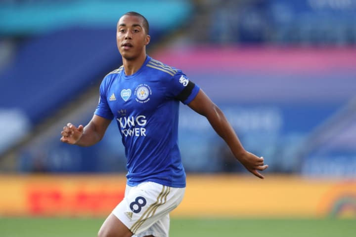 Youri Tielemans only missed one Premier League game this season