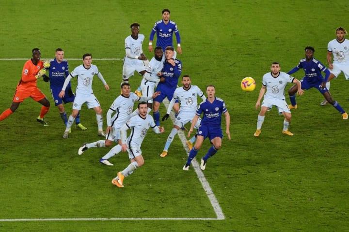 Leicester Chelsa Final Copa da Inglaterra