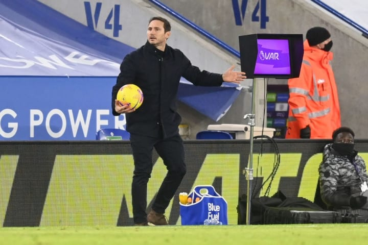 Lampard hopes his players at least learned a lesson