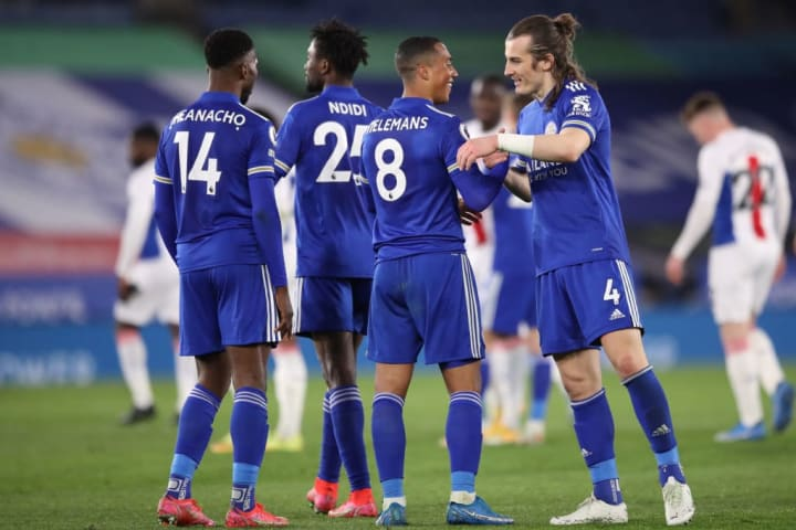 Tielemans has ambitions of playing in the Champions League