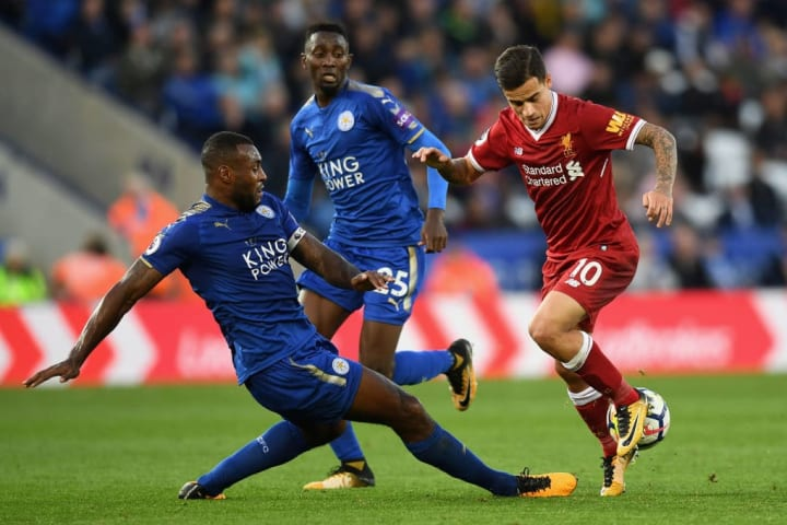 Philippe Coutinho, Wes Morgan