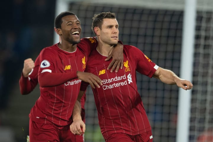 James Milner, Georginio Wijnaldum