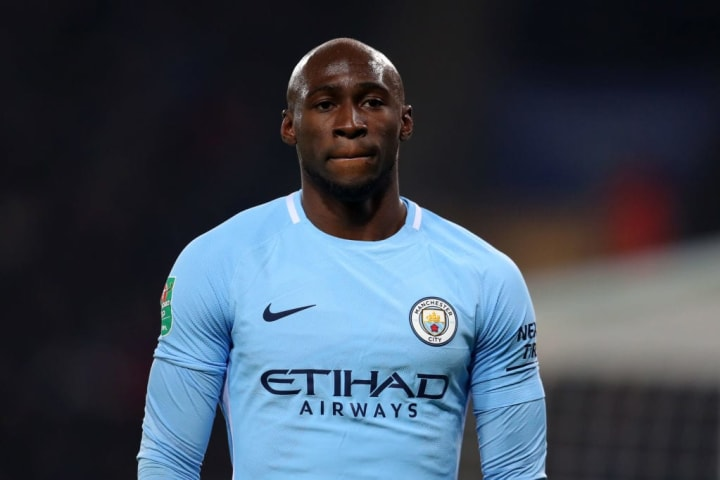 Eliaquim Mangala scored two Premier League own goals without ever finding the net at the other end