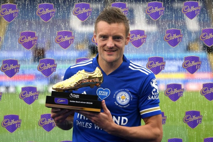 Jamie Vardy / Leicester City