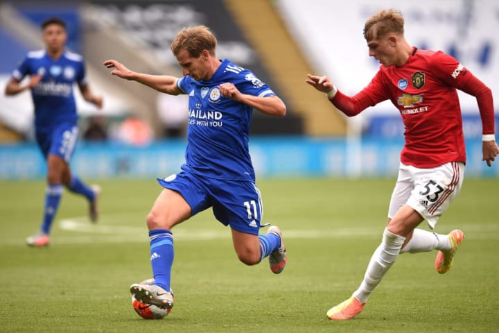 Marc Albrighton, Brandon Williams