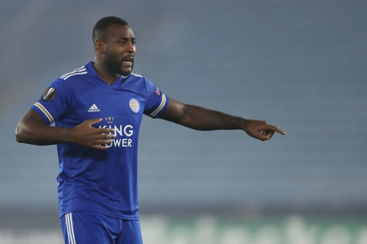 Wes Morgan is one of five remaining players from the title-winning side of 2015/16